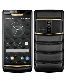 Vertu Signature Touch New 2016 PURE JET RED GOLD