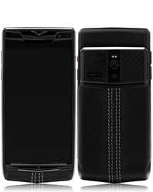 Vertu Signature Touch New 2016 PURE BLACK