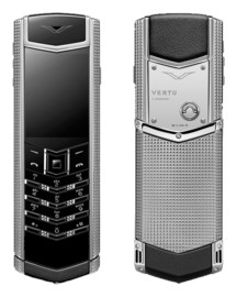 VERTU SIGNATURE S DESIGN CLOUS DE PARIS STEEL (РУЧНАЯ СБОРКА)
