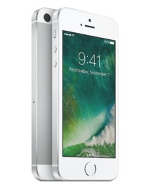 Apple iPhone 5s 16GB silver (LTE) 4G