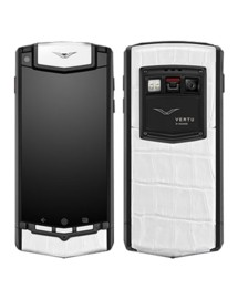 Vertu Ti Stainless Steel ART CROCO