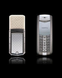 Vertu Ascent White (ФИНЛЯНДИЯ)