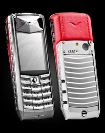Vertu Ascent 2010 Red (ФИНЛЯНДИЯ)