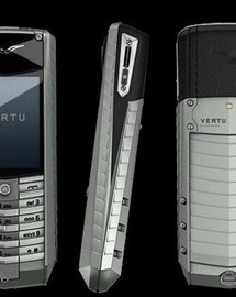 Vertu Ascent 2010 Black Финляндия