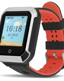 Smart Baby Watch a20 black