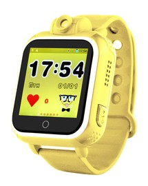 Smart Baby Watch q75 yellow