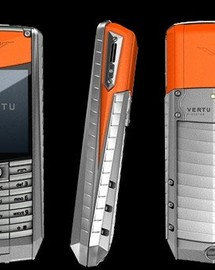 Vertu Ascent 2010 Orange (NEW) (АВСТРИЯ)
