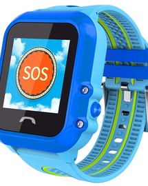 Smart Baby Watch GW600S Blue