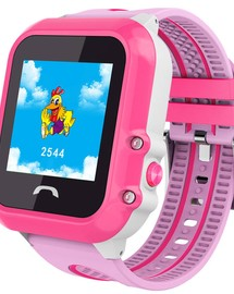 Smart Baby Watch GW600S Pink
