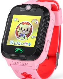 Smart Baby Watch GW2000 Pink