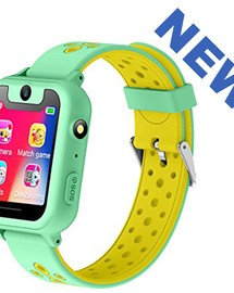 Smart Baby Watch K10 Green