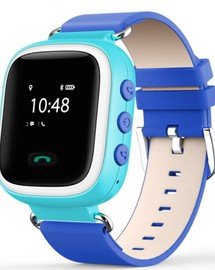 Smart Baby Watch Q60 (GW100S) Blue