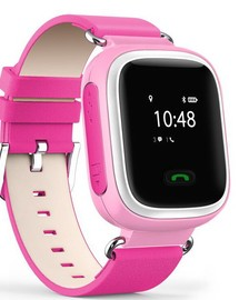Smart Baby Watch Q60 (GW100S) Pink