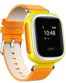 Smart Baby Watch Q60 (GW100S) Orange