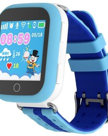 Smart Baby Watch Q100 (Q750, GW200S) Blue