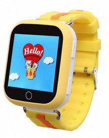Smart Baby Watch Q100 (Q750, GW200S) Yellow