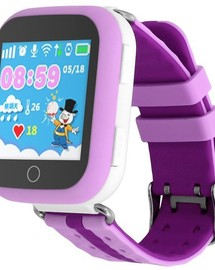 Smart Baby Watch Q100 (Q750, GW200S) Purple