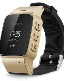 Smart Watch D99 (EW100) Gold