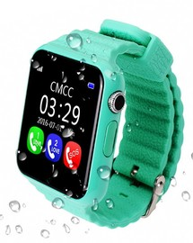 Smart Baby Watch X10 (V7K) Green