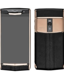Vertu Signature Touch New 2016 BLACK RED GOLD
