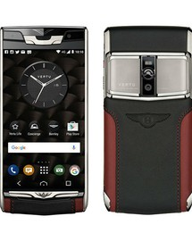 Vertu Signature Touch New 2016 Bentley RED