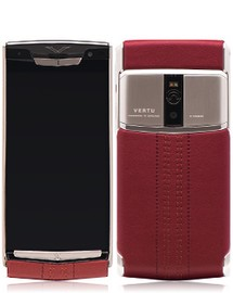 Vertu Signature Touch New 2016 Carnet Calf